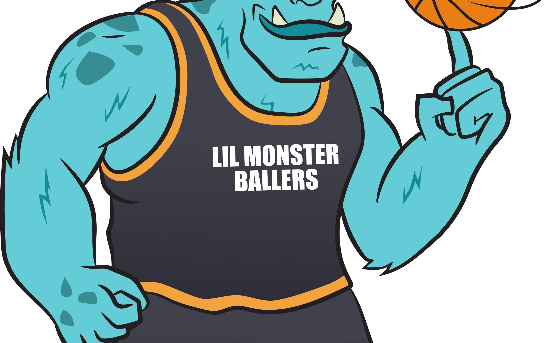 Lil' Monster Ballers: Basketball